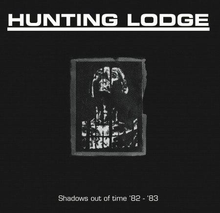 HUNTING LODGE - Shadows Out of Time - LP